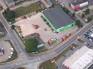 Recyclingzentrum Schwerin